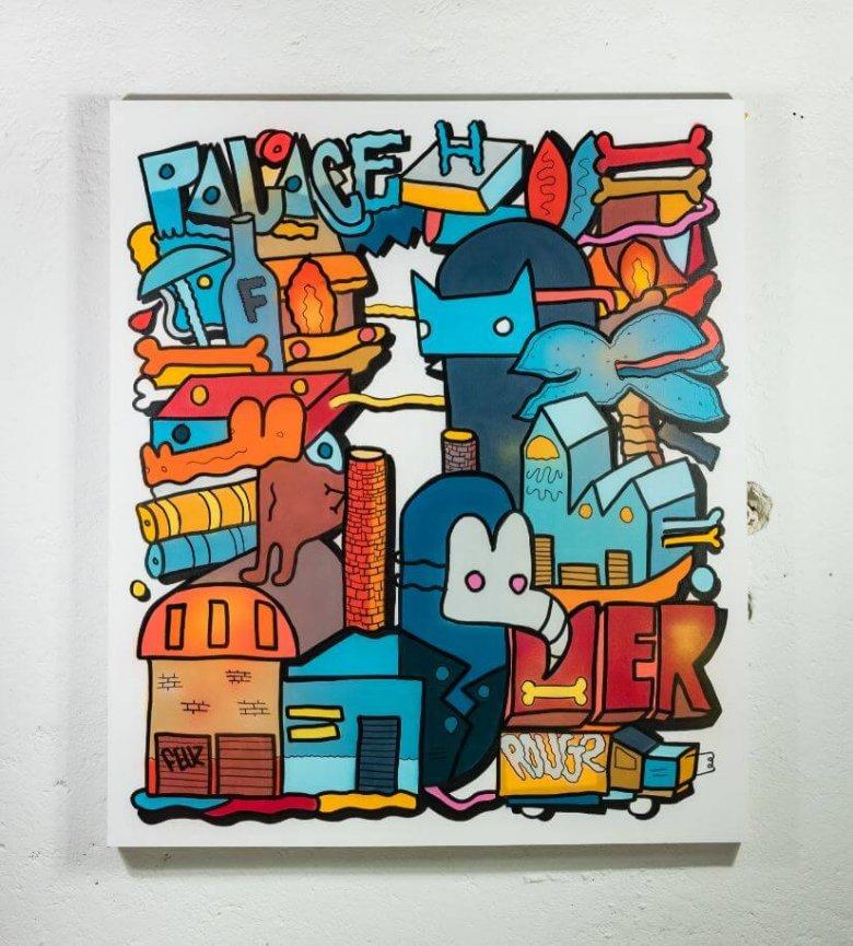 street art fernand kaiser