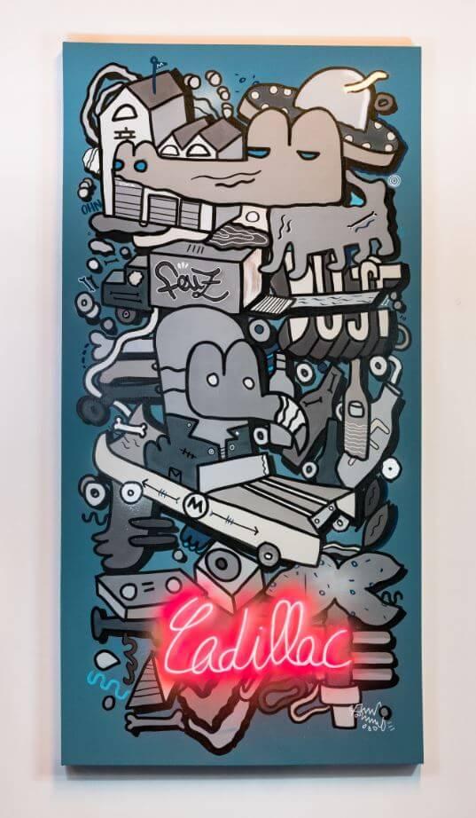 street art deco