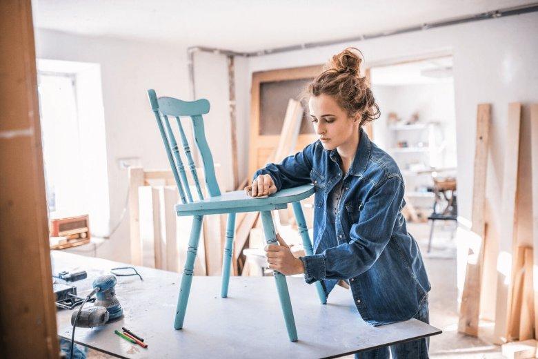 renover meuble ancien