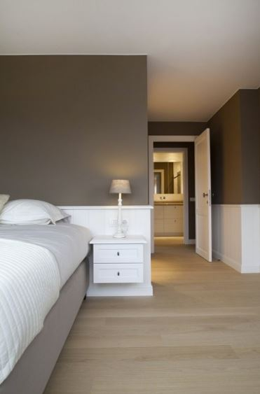 Chambre adulte taupe