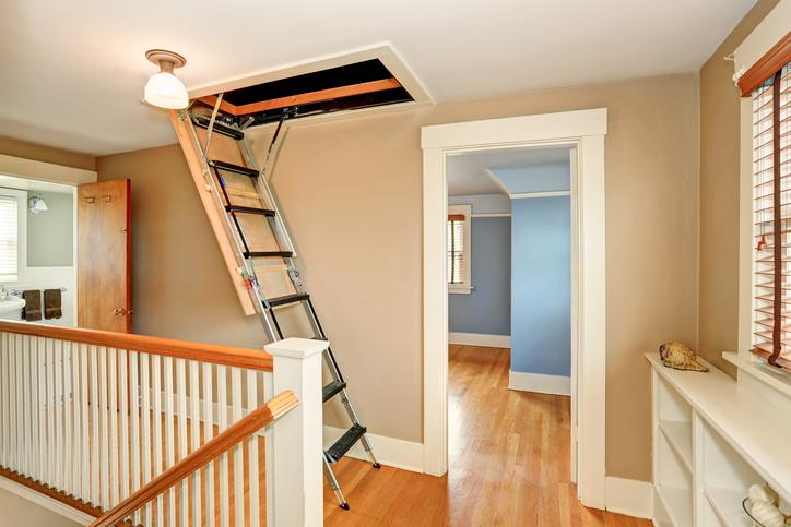 escalier escamotable combles