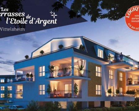 appartement neuf wittelsheim